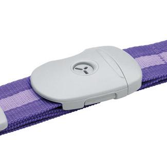 Go Travel The Lockstrap (40mm) - Purple