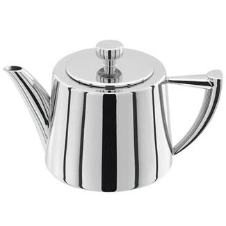 Stellar Art Deco Traditional Teapot - 0.6L/21oz