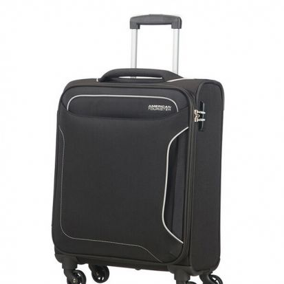 American Tourister Holiday Heat Spinner 55cm Cabin Case Black