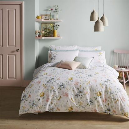 Cath Kidston Pembroke Rose Duvet Cover Set - King