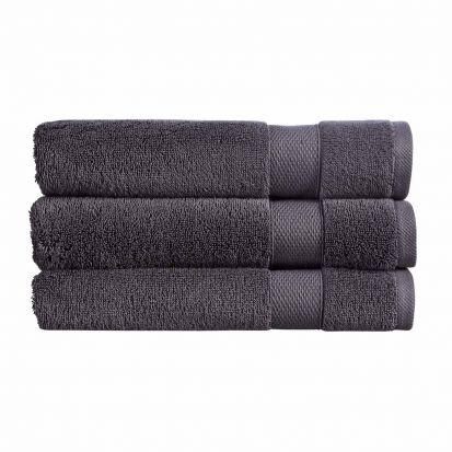 Christy Refresh Hand Towel - Ash Grey