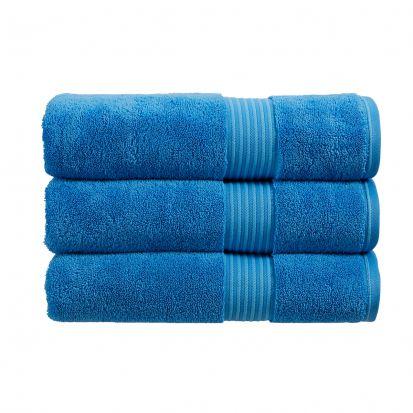 Christy Supreme Hygro Bath Sheet - Cadet Blue
