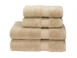 Christy Supreme Hygro Bath Sheet - Stone