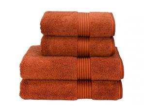 Christy Supreme Hygro Bath Towel - Paprika