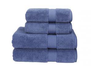 Christy Supreme Hygro Hand Towel - Deep Sea