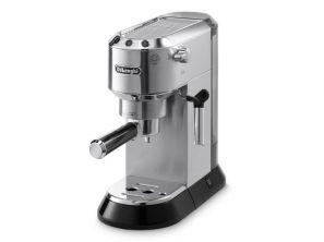 Delonghi Dedica Metal Pump Coffee Machine EC680.M