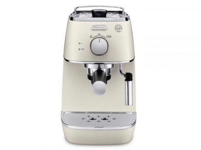 Delonghi Distinta Coffee Machine White