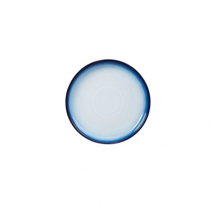 Denby Blue Haze Small Coupe Plate