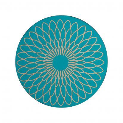 Denby Monsoon Mandala Set of 4 Coasters