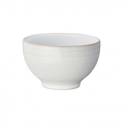 Denby Natural Canvas Textured Small Bowl