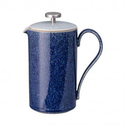 Denby Studio Blue Cobalt Cafetiere