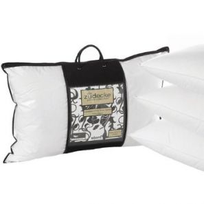 Down Home 100% Canadian White Snow Goose Down Pillow