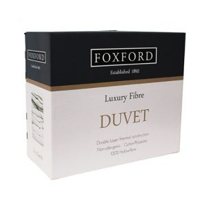 Foxford 15 Tog Duvet - King