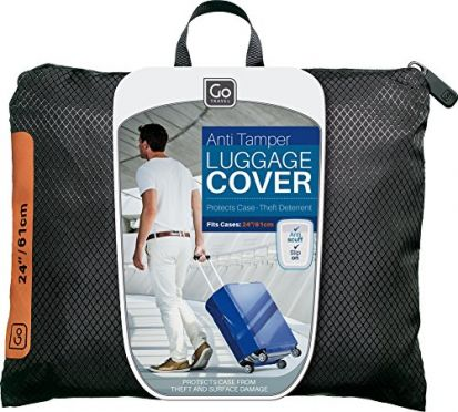 Go Travel Anti Tamper Luggae Cover - Large