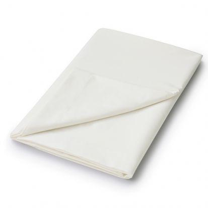 Helena Springfield Plain Dye Ivory Base Valance Sheet - Single