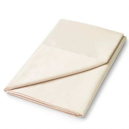 Helena Springfield Plain Dyed Linen Flat Sheet - King