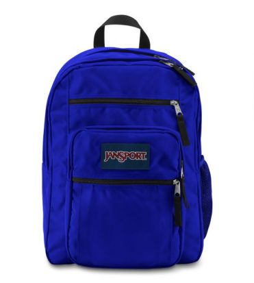 Jansport Big Student Backpack Regal Blue