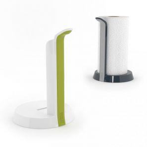 Joseph Joseph Easy Tear Kitchen Roll Holder - White/Green