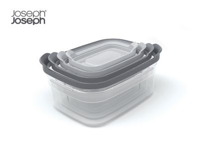 Joseph Joseph Nest Storage 4-Piece Compact Container Set