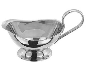 Judge Stainless Steel Gravy Boat 0.45L