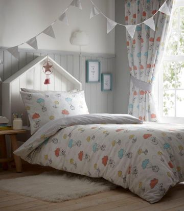 Kids' Club Sheep Dreams Duvet Cover Set - Toddler / Cot Bed