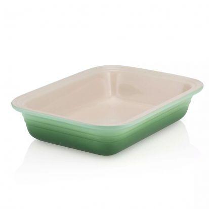 Le Creuset 29cm Stoneware Deep Rectangular Dish Rosemary SPECIAL PRICE