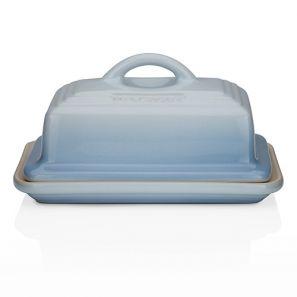 Le Creuset Butter Dish - Coastal Blue
