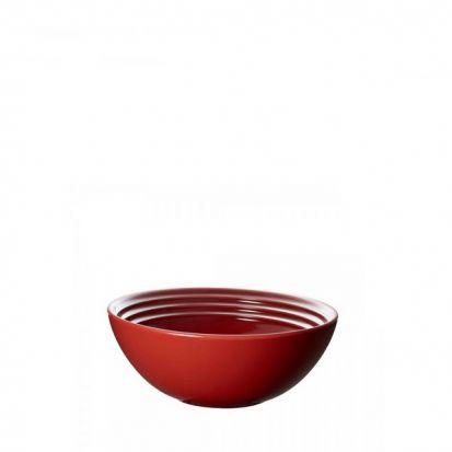 Le Creuset Stoneware 16cm Cereal Bowl - Cerise