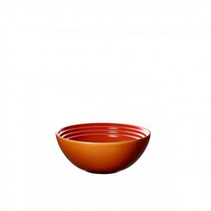 Le Creuset Stoneware 16cm Cereal Bowl - Volcanic