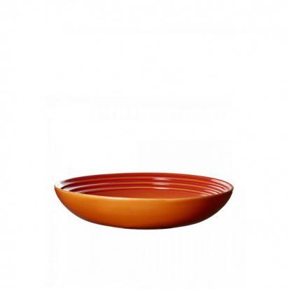 Le Creuset Stoneware 22cm Pasta Bowl - Volcanic