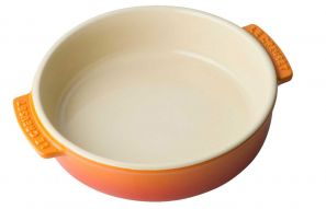 Le Creuset World Cuisine Stoneware Tapas Dish - Volcanic