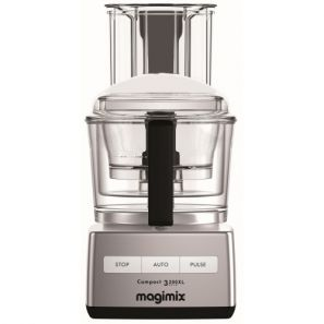 Magimix 3200XL Food Processor Satin Chrome