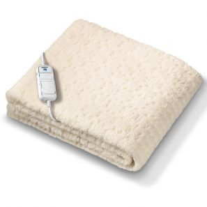 Monogram Komfort Electric Blanket - Single