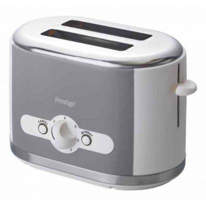 Prestige 2 Slice Toaster Pebble