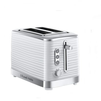 Russell Inspire 2 Slice Toaster - White