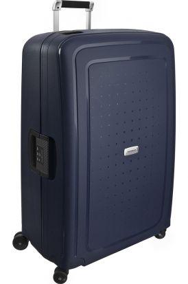 Samsonite SCure DLX 81cm Spinner Case - Midnight Blue