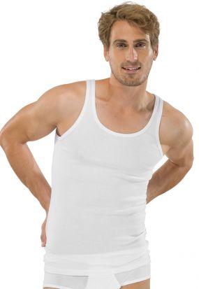 Schiesser Original Classic White Vest