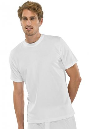 Schiesser White American T-Shirt 2 Pack