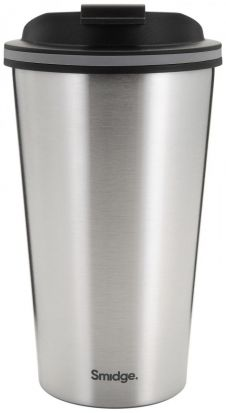 Smidge Travel Cup 355ml - Steel