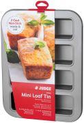 Judge Non-Stick 8-Cup Mini Loaf Tin 2