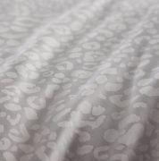 Karen Millen Leopard Dove Grey Duvet Cover Set - Double 2