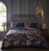 Oasis Botanical Multi Duvet Cover Set Superking