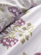 Portfolio Secret Garden Lavender Duvet Cover Set - Single 2