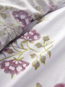 Portfolio Secret Garden Lavender Duvet Cover Set - Superking 1