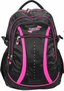 Portland Commuter Pro Backpack - Pink